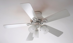 Fan Man Lighting: $25 for $50 Worth of Lighting Fixtures and Fans at Fan Man Lighting