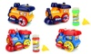 Battery Operated Bubble Blowing Train: Battery Operated Bubble Blowing Train