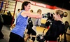 FTF Fitness and Self Defense (Gastonia) - Gastonia: One Month of Unlimited Fitness or Fitness and Martial-Arts Classes at Ryan Hoover's Extreme Karate (Up to 75% Off)