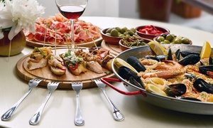 Barytono Cafe: Tapas and Drinks for Two or Four at Barytono Cafe (Up to 40% Off)