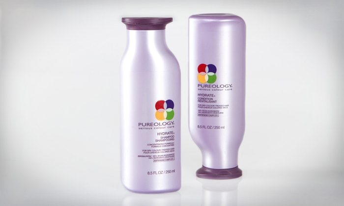 Pureology Shampoo and Conditioner: $46.99 for Pureology Hydrate Shampoo and Conditioner ($54 List Price). Free Shipping.