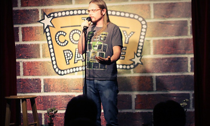 The Comedy Palace - The Comedy Palace: VIP Tickets for One or Two or One-Year VIP Pass to The Comedy Palace (Up to 52% Off)