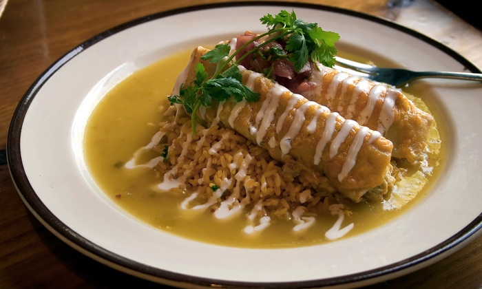 Pancho's Cocina Mexicana and Grill - Newton Booth,Downtown: $10 for $20 Worth of Mexican Food at Pancho's Cocina Mexicana and Grill (50% Off)