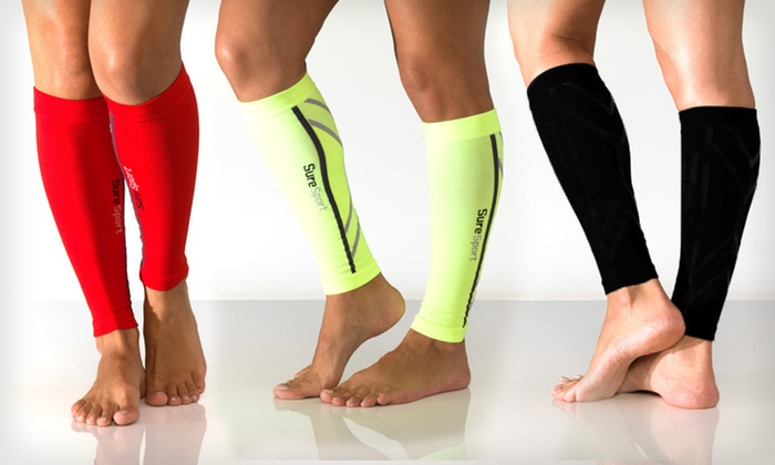 Remedy Calf Sport Compression Socks: $19 for Remedy Calf Sport Compression Socks ($49.99 List Price). Multiple Options Available. Free Shipping.
