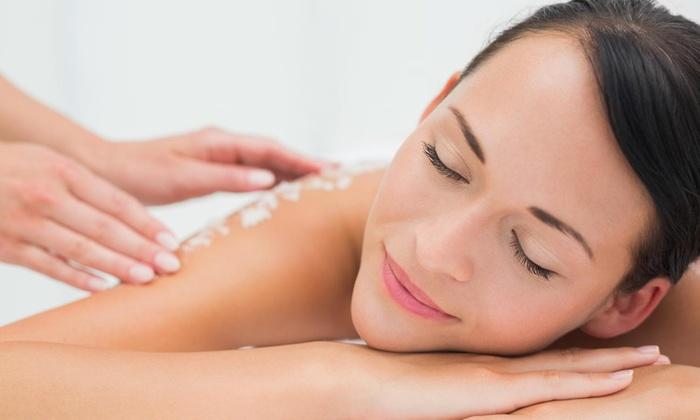 Massage Corner - Riviera/Westchester: 60-Minute Body Scrub from Massage Corner (55% Off)