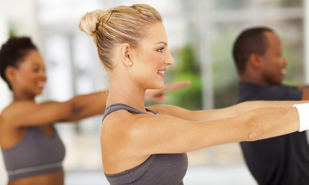 Four Weeks of Unlimited Boot-Camp Classes at Rock Body Bootcamp (50% Off)