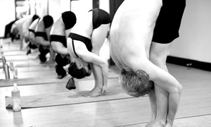 Hot Yoga New Westminster: CC$15 for 15 days of Hot Yoga New Westminster (CC$300 Value)