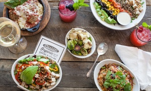 Picazzo's Organic Italian Kitchen: $16 for $30 Worth of Italian Food at Picazzo's Organic Italian Kitchen. Four Locations Available.
