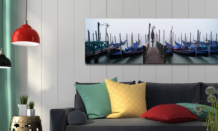 Panoramic Boat Photography on 36