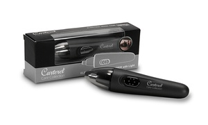 Carteret Electric Nose-hair Trimmer With Light