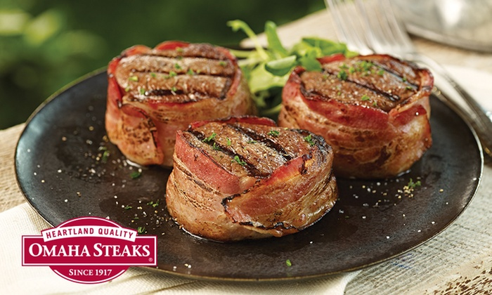 Omaha Steaks: Labor Day Packages from Omaha Steaks (Up to 68% Off). Three Options Available.