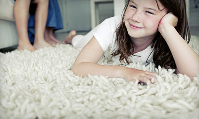 Curtis-E Carpet Cleaning - Portland: $115 for Carpet Cleaning for a Whole House Up to 6,000 Square Feet from Curtis-E Carpet Cleaning ($299 Value)