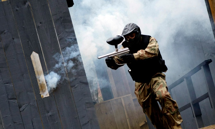 Horizon Paintball - Multiple Locations: Paintball Party for Up to 20 Kids at Horizon Paintball (95% Off)