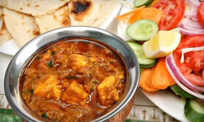 Haveli Indian Restaurant - Tustin: Lunch or Dinner at Haveli Indian Restaurant (Half Off). Three Options Available.