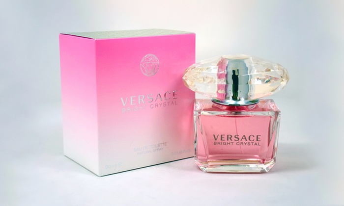 Versace Bright Crystal Women's Spray: $44 for Versace Bright Crystal Women's Eau de Toilette ($89 List Price). Free Shipping.