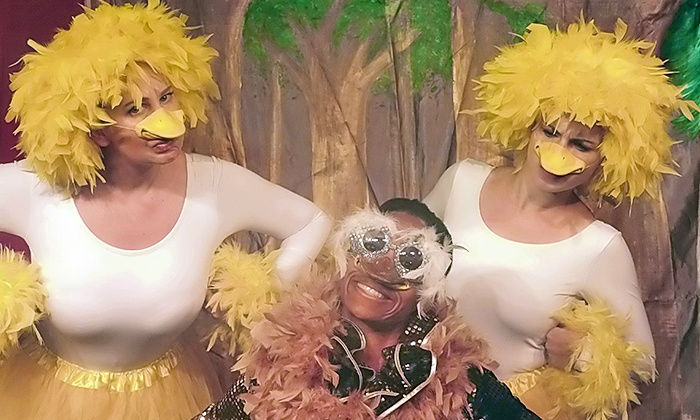 """""""The Ugly Duckling"""" or """"Rapunzel"""" - Gloria Maddox Theater: """"The Ugly Duckling"""" or """"Rapunzel,"""" Presented by Galli Theater on October 4–November 30 at 2 p.m. (Up to 42% Off)"""
