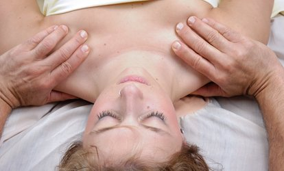 image for 60-Minute <strong>Deep-Tissue <strong>Massage</strong></strong> and a Decompression Exam from HeavenLee <strong>Massage</strong> By Coral (62% Off)