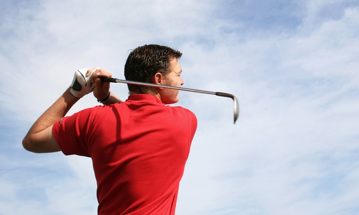 Colorado Springs Golf School - Colorado Springs: Golf Package with Swing Analysis and 18-Hole Round for One or Two from Colorado Springs Golf School (Up to 62% Off)