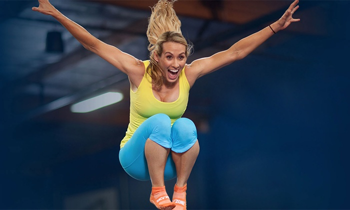 Sky Zone San Diego - Eastlake Business Center: $175 for a Birthday Party with Jump Time for Up to 10 at Sky Zone San Diego ($295 Value)