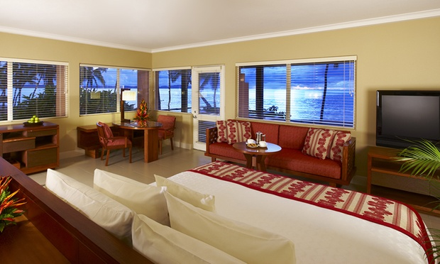 Sheraton Fiji: 5N Stay + Flights 5