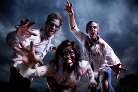 Table Rock Zombie 5K: Up to 52% Off Zombie 5K Entry at Table Rock Zombie 5K
