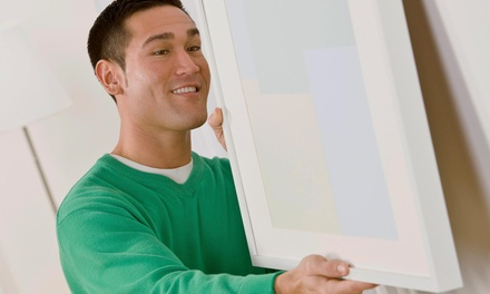$55 for $100 Worth of Custom Framing Services at Affordable Frame Design