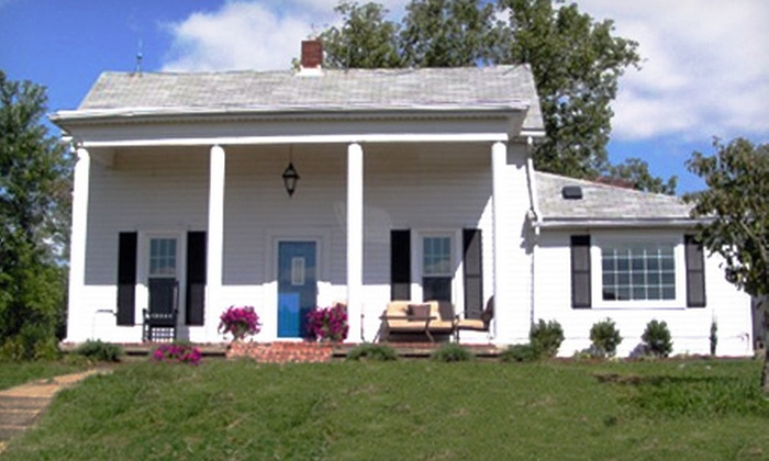 Blue River Valley Farm - Whiskey Run: Two- or Three-Night Stay at Blue River Valley Farm (Up to 61% Off)