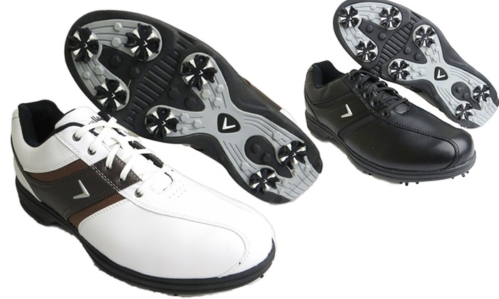 Callaway Men's Golf Shoes: $34.99 for Callaway Men's Golf Shoes (Up to $99.99 List Price). Multiple Styles Available. Free Shipping and Returns.