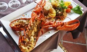 Chez freddy homard vivant grill et accompagnement pour 2 personnes d s 49 90 sur le cours - Accompagnement homard grille ...