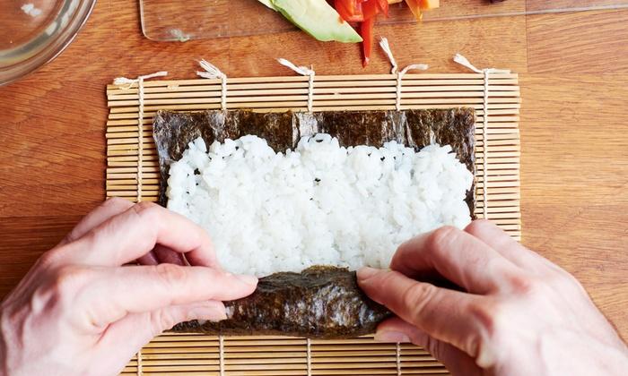 Kurama - Hilton Head Island: Up to 50% Off sushi making class at Kurama