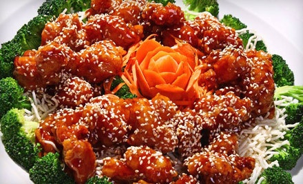 One or Three $50 Vouchers for Chinese Cuisine at May Dragon (Half Off)
