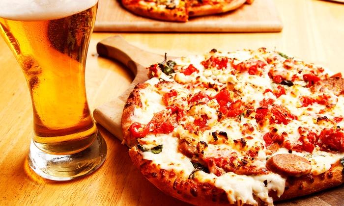 Ristorante La Svolta - Milano: Menu pizza con antipasto, dolce e birra per 2 o 4 persone da Ristorante La Svolta (sconto fino a 71%)