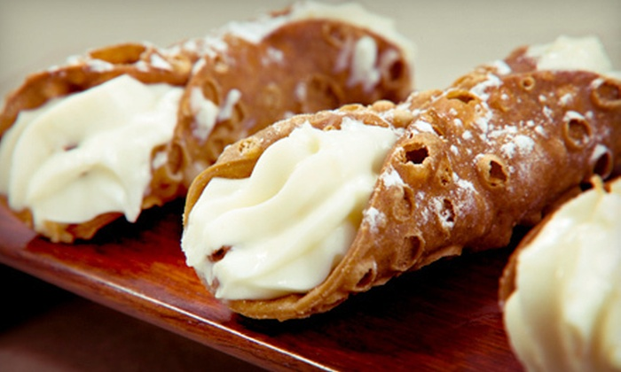 Valenti's Bakery & Deli - Saint Peters: $10 for $20 Worth of Baked Goods at Valenti's Bakery & Deli in St. Peters