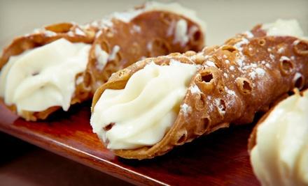 $20 Groupon to Valenti's Bakery & Deli - Valenti's Bakery & Deli in St. Peters