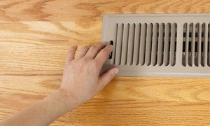 First Priority Duct Cleaning: Air Duct Cleaning or Chimney Cleaning from First Priority Duct Cleaning (Up to 90% Off). Three Options Available