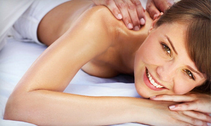 April's Massage Sanctuary - Ocean Beach: One or Two Neck, Back, and Shoulder or Deep-Tissue Massages at April's Massage Sanctuary (Up to a 55% Off)