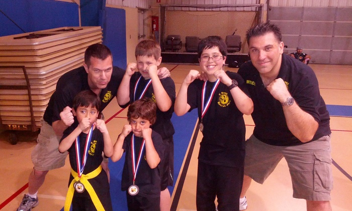 5 Rings Martial Arts - Lyndhurst: $19 for $100 Worth of Martial-Arts Lessons — 5 Rings Martial Arts
