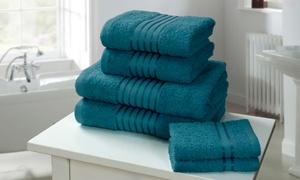 Lot de 6 serviettes 100% coton
