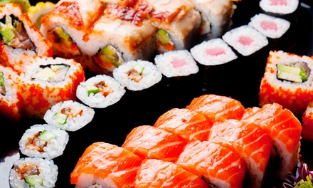 20% Cash Back at Sushi Thaime