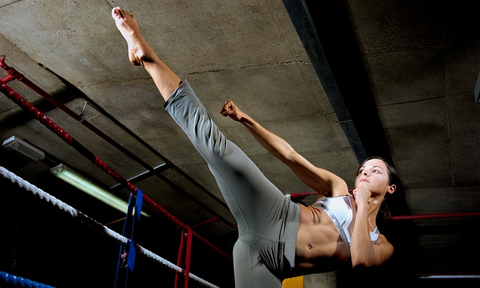 North Florida Combat Fitness - Jacksonville: $30 for $120 Toward Muay Thai Kickboxing — North Florida Combat Fitness