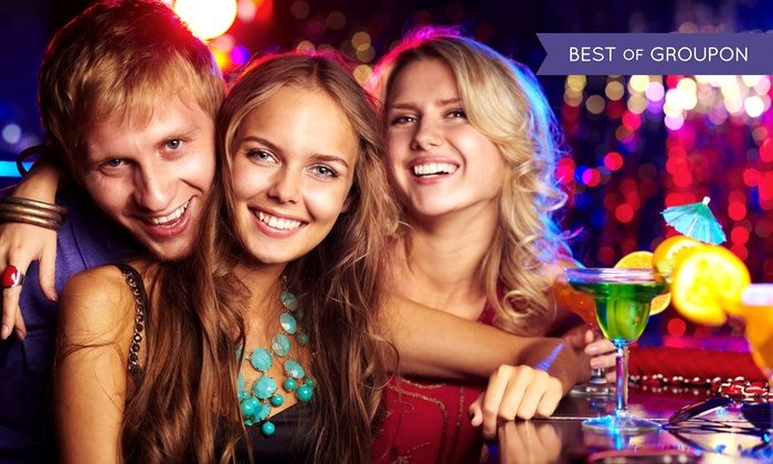 Las Vegas Club Crawl - Las Vegas: $39 for a Las Vegas Club Crawl Outing with VIP Access to Up to Five Venues, Drinks, and Food Specials ($90.67 Value)