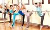 San Diego Danceworks - Northern San Diego: Up to 55% Off Dance Classes at San Diego Danceworks