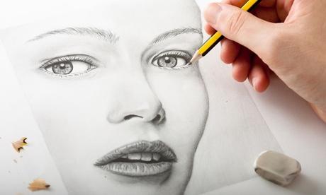Curso online de dibujo a mano alzada por 9,95 € en We Train España