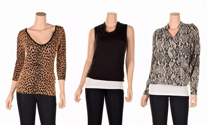 Fevrie: $45 or $100 Worth of Women's Designer Clothing from Fevrie (Up to 44% Off)