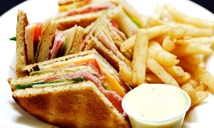 The Dubliner - Fremont: Pub Food at The Dubliner (50% Off). Two Options Available.