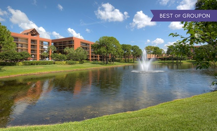 Stay at Rosen Inn Lake Buena Vista in Greater Orlando, with Dates into April