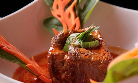 12-Course Contemporary Thai Dinner for Two at Arun's (Up to 48% Off)