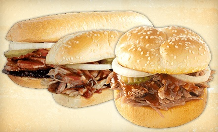 $10 Groupon to Dickey's Barbecue Pit - Dickey's Barbecue Pit in Rowlett