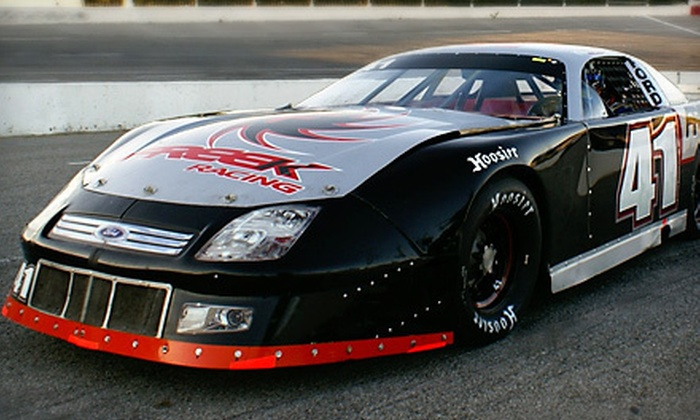 Competition 101 Racing School - Three Palms Speedway: $199 for a Half-Day Introductory Stock-Car-Racing Experience at Competition 101 Racing School ($499 Value)