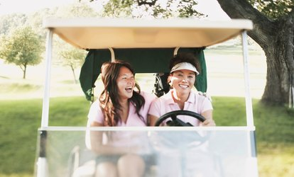 18 Holes of Golf with Cart for One or Two at Bolivar Golf Club (48% Off)